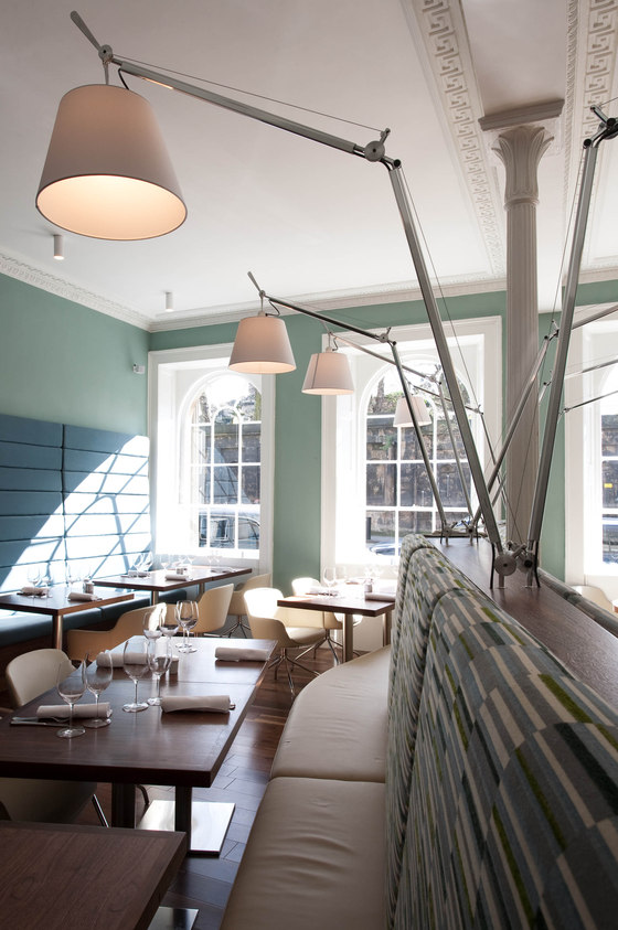 Elliot's Restaurant & Bar by Ian Springford | Bar interiors