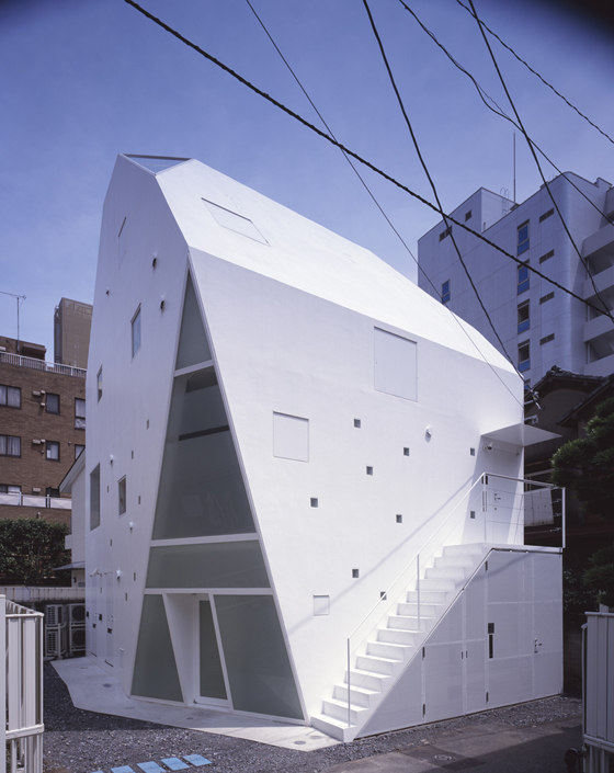 Sorte by SAMPEI-Jun.ichi/A.L.X. | Detached houses