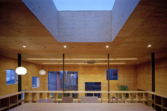 UID Architects-MORI x hako