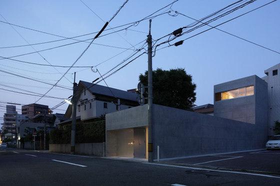 House in Ropponmatsu de Kazunori Fujimoto Architect & Associates | Maisons particulières