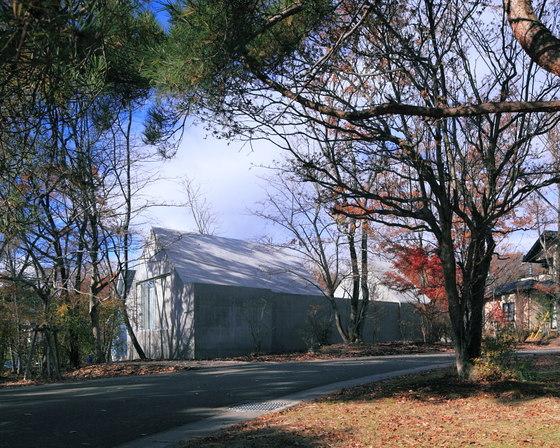 House in Nasu von Kazunori Fujimoto Architect & Associates | Einfamilienhäuser