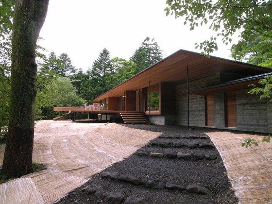 Kidosaki Architects Studio-House in Hanareyama