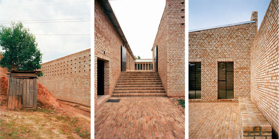 Education Center Nyanza di Dominikus Stark Architekten | Scuole