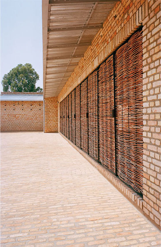 Education Center Nyanza by Dominikus Stark Architekten | Schools