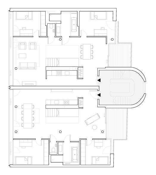 Überbauung Augustenstraße 29 by tools off.architecture | Apartment blocks