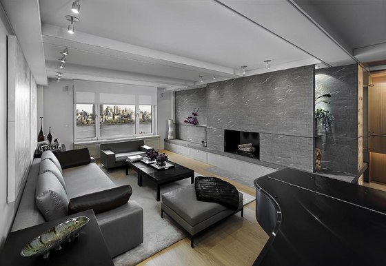322 Central Park West by SLR Design Architecture / Planning / Interiors | Detached houses