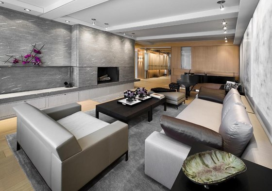 322 Central Park West von SLR Design Architecture / Planning / Interiors | Einfamilienhäuser