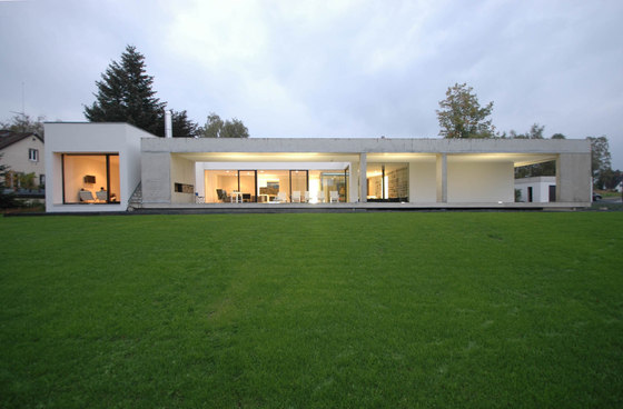 Umbau privates Wohnhaus Selb by Osterwold°Schmidt | Detached houses