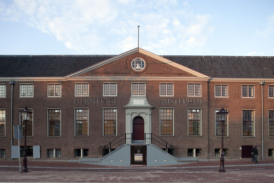 Hermitage Amsterdam by Hans van Heeswijk Architects | Museums