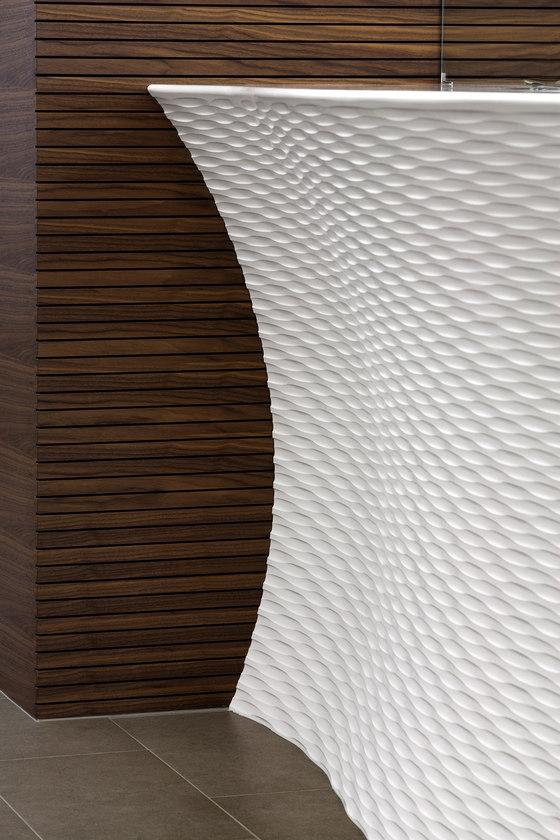 Umbau und Modernisierung der Sparkasse Schwyz by Marty Architektur AG | Office buildings