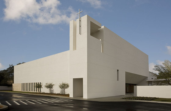 Tampa Covenant Church de Alfonso Architects | Arquitectura religiosa / centros sociales