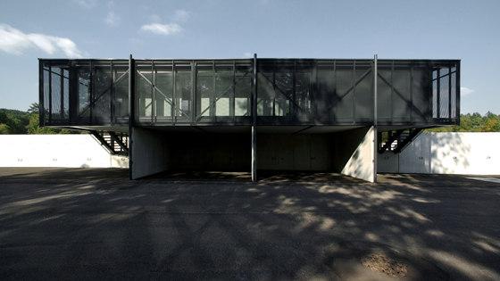 dekleva  gregoric arhitekti-metal recycling plant, ODPAD PIVKA