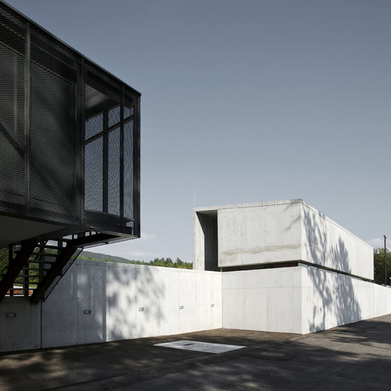 metal recycling plant, ODPAD PIVKA by dekleva  gregoric arhitekti | Industrial buildings