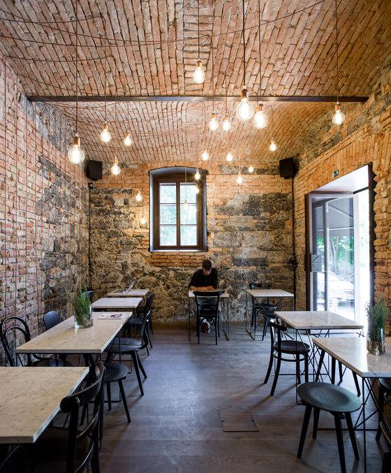 Bistro EK by dekleva  gregoric arhitekti | Restaurant interiors