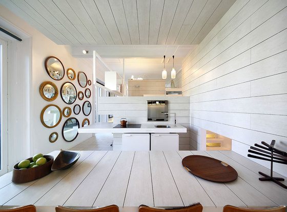 Ascer Ceramic House by Héctor Ruiz-Velázquez | Living space