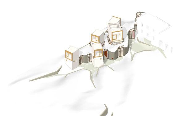 Maison L von christian pottgiesser architecturespossibles | Einfamilienhäuser