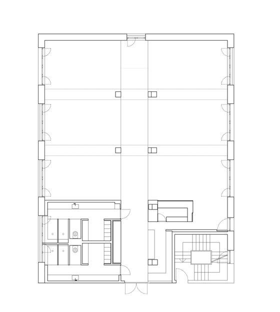 MTMT Gym by *neutardschneider architekten | Detached houses