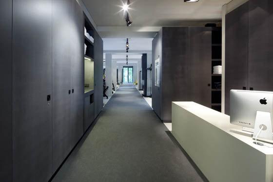 MTMT Gym di *neutardschneider architekten | Case unifamiliari