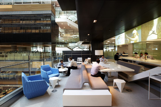 HASSELL-ANZ Centre