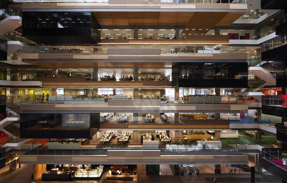 ANZ Centre by HASSELL | Office buildings