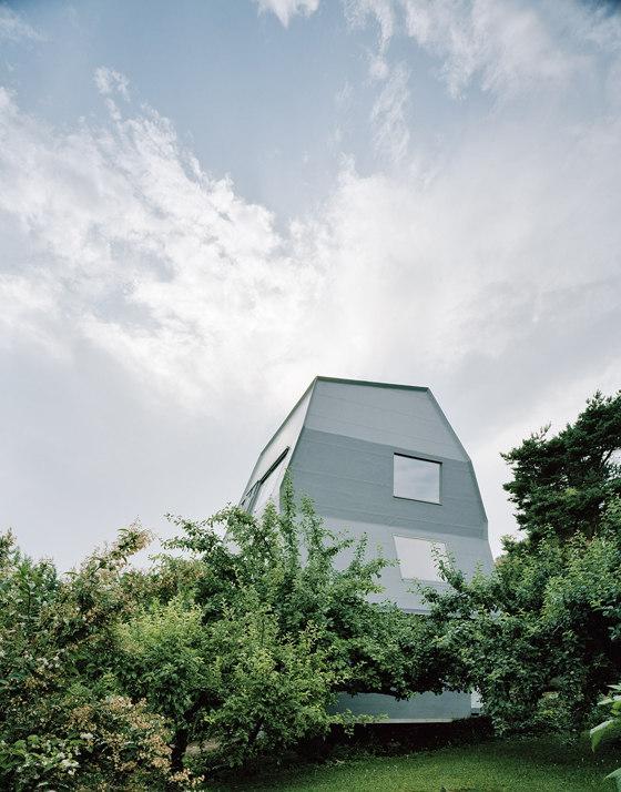 JustK by architekten martenson und nagel theissen | Detached houses