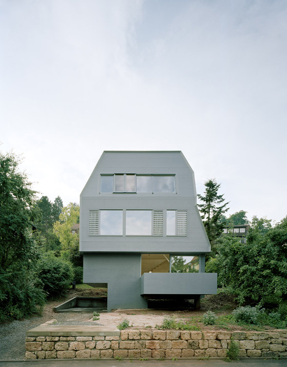 JustK by architekten martenson und nagel theissen | Detached houses