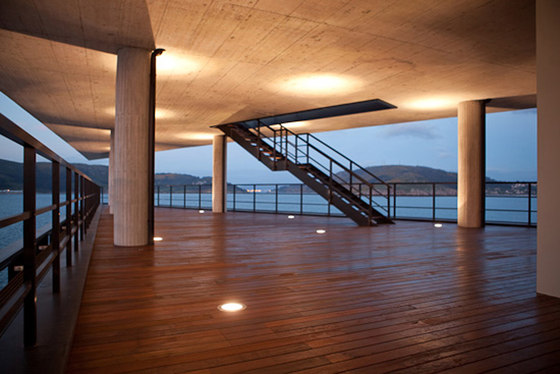 CCS Control and Services Center for the Port Authority of Ferrol de Diaz & Diaz Arquitectos | Construcciones Industriales