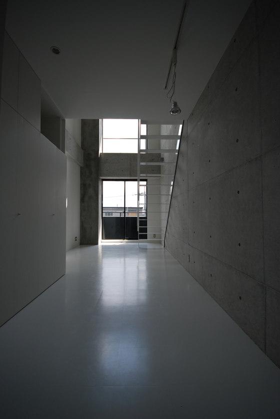 Mitsutomo Matsunami Architect & Associates-Apartment in Katayama