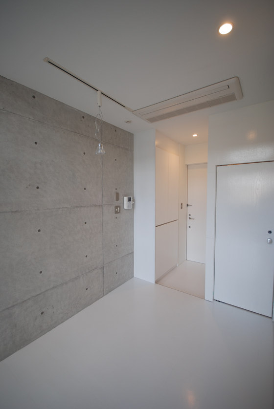 Apartment in Katayama de Mitsutomo Matsunami Architect & Associates | Immeubles