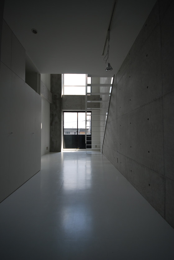 Apartment in Katayama de Mitsutomo Matsunami Architect & Associates | Urbanizaciones