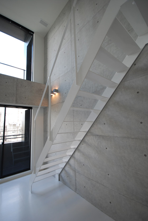 Apartment in Katayama di Mitsutomo Matsunami Architect & Associates | Case plurifamiliari