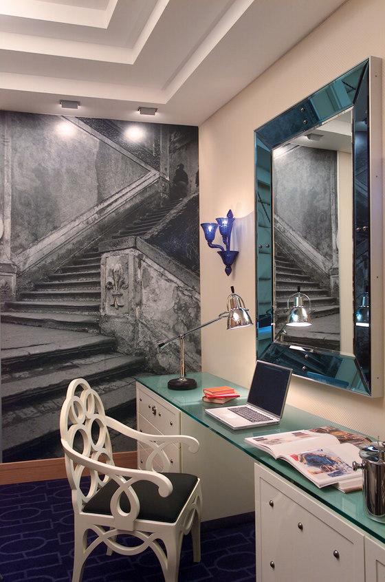 Hotel Aleph di Tihany Design | Alberghi