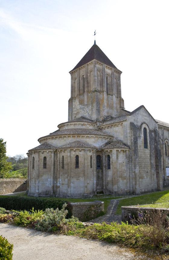 Église St Hilaire à Melle de Mathieu Lehanneur | Édifices sacraux / Centres communautaires