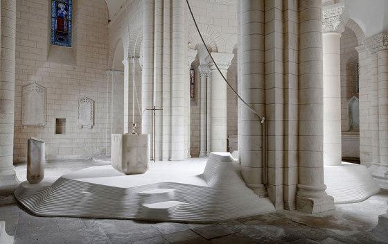 Mathieu Lehanneur-Église St Hilaire à Melle