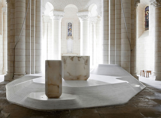 Église St Hilaire à Melle de Mathieu Lehanneur | Arquitectura religiosa / centros sociales