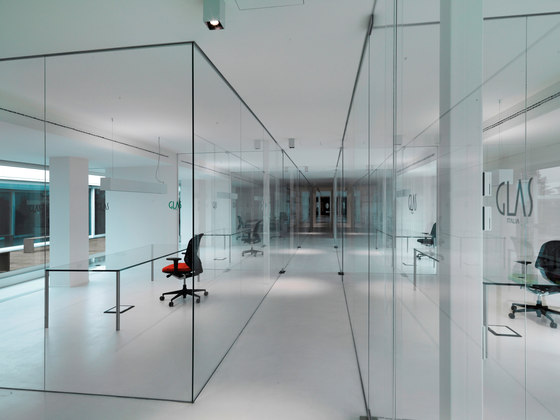 Lissoni Associati-GLAS ITALIA Headquarters