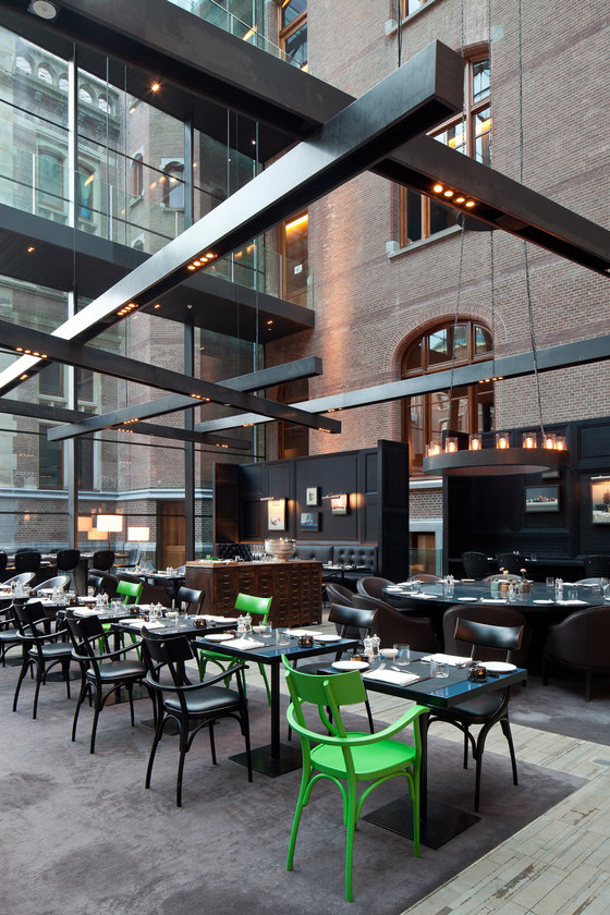 Conservatorium Hotel by Lissoni Associati - Lissoni Architettura | Hotels