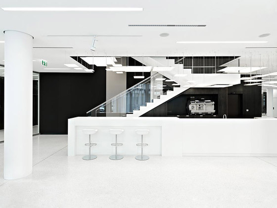 bene Showroom di SOLID architecture | Showrooms