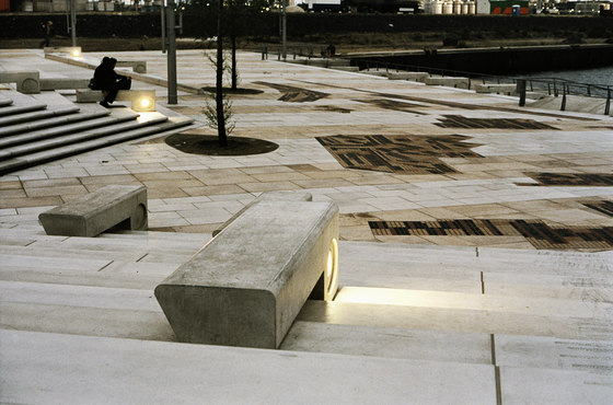 Hafencity Public Space by Miralles Tagliabue | Parks