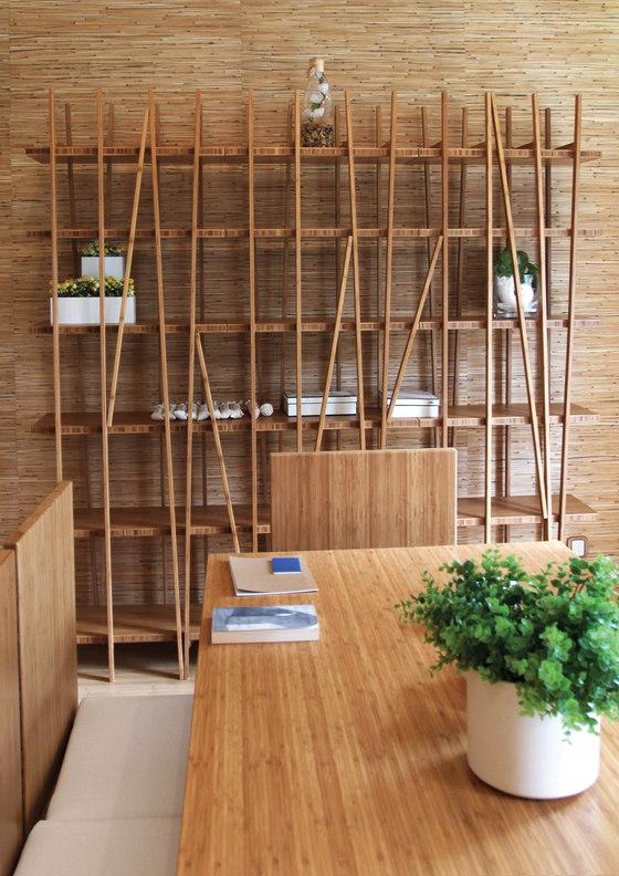 Integer Bamboo House di Oval Partnership | Case unifamiliari