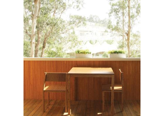 Integer Bamboo House de Oval Partnership | Maisons particulières