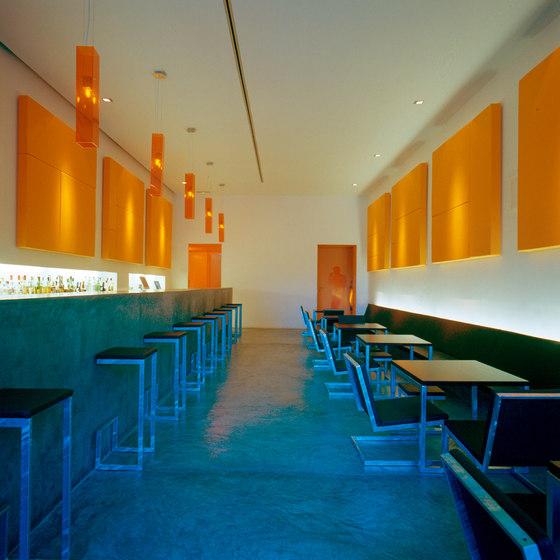 Luna Café by Ramón Esteve | Café interiors