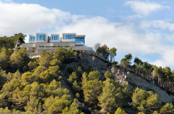 Sardinera House de Ramón Esteve Estudio   Maisons particulières