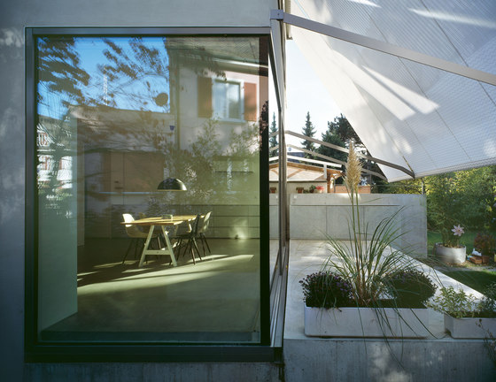 Rigistrasse de Pedrocchi Architekten | Maisons particulières
