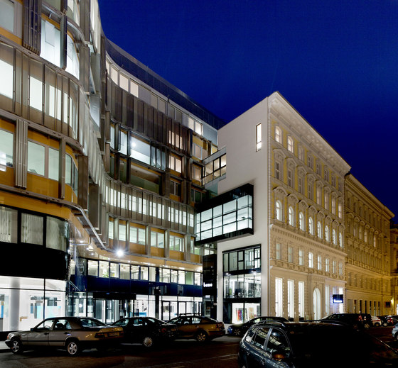 RATAPLAN Architektur ZT GmbH-Office and Residential Building Neutrogasse