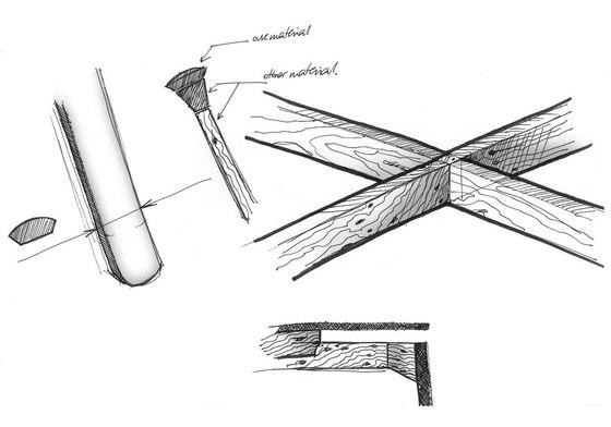 BARK CHAIR by CreativeAffairs | Prototypes