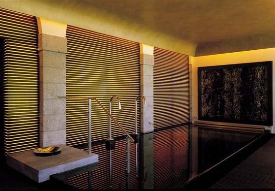 E'SPA @ Gianfranco Ferrè by EZIORIVA Architetto | Spa facilities