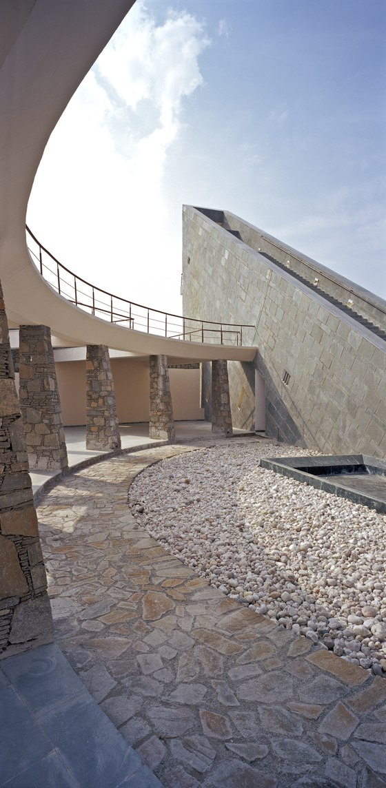 Mewar Complex Project de Arya Architects | Musées