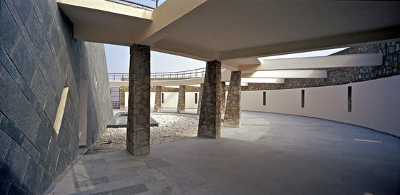 Mewar Complex Project by Arya Architects | Museums