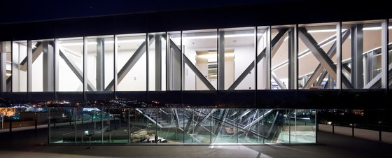 VAKKO Headquarters and Power Media Center by REX   Office buildings